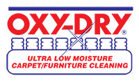 Oxy-Dry® Carpet / Upholstery Cleaning
